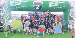 Fan Cup 2015 National Champions - Kataluncite